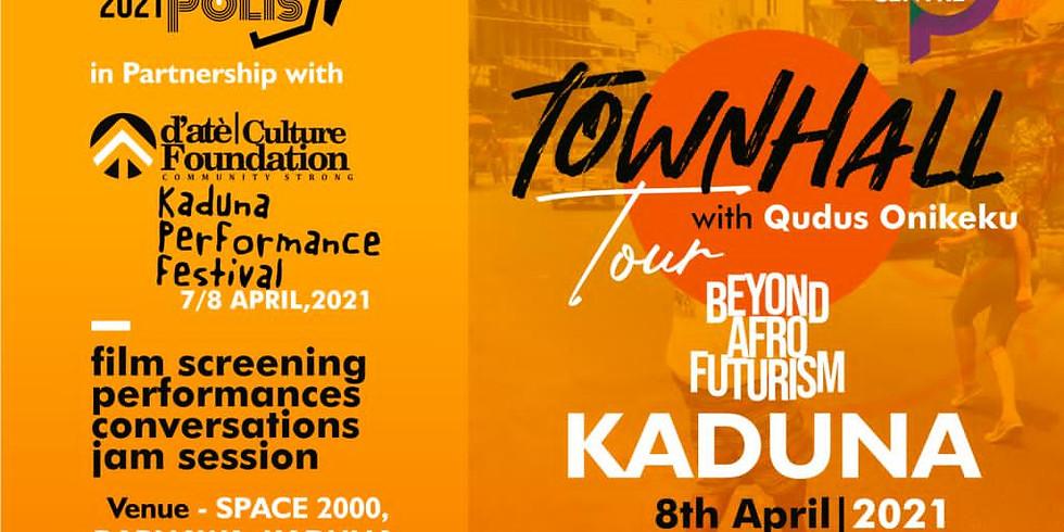 Afropolis Townhall (Kaduna)