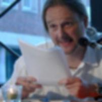 Ulrich P. Hinz - Dichter, Schriftstlle aus Münster
