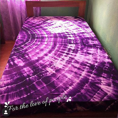 Adire(Tie&Dye) Bedsheet