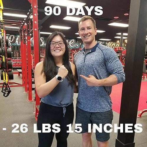 12 Week Weight Loss Bundle