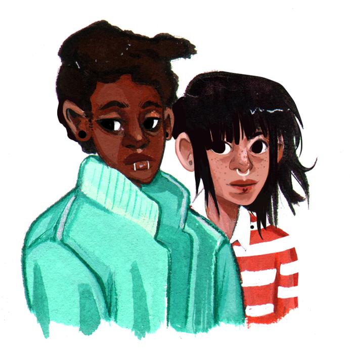 Shae and Inka