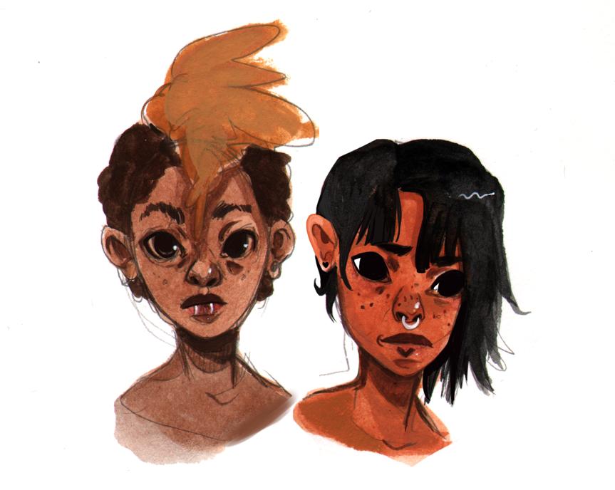 inka and shae
