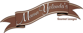 mama yolanda's gourmet lasagna logo