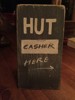 HUT casher