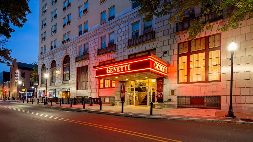Williamsport Genetti Hotel & Suites