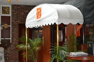 Oyster Restaurant Entrance