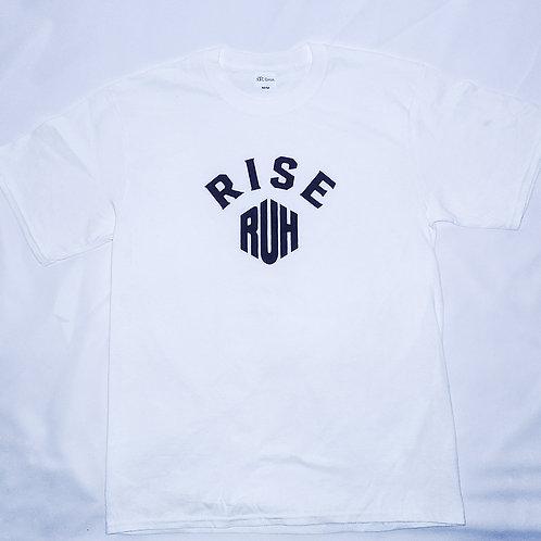 Rise Classic Tee (White)