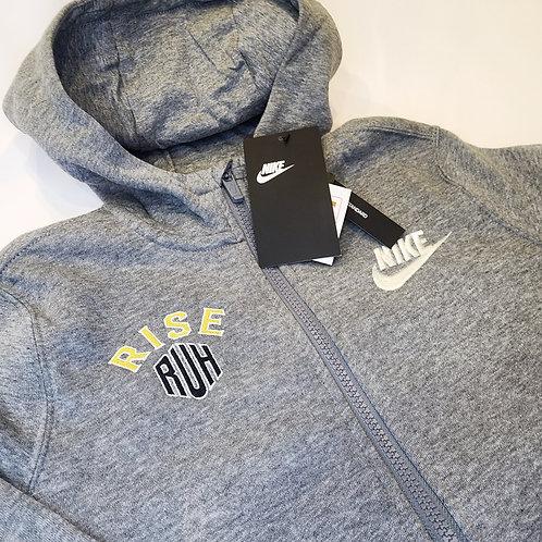RUH Club Team Zip-Up Hoodie (Grey)(Boys/Girls)