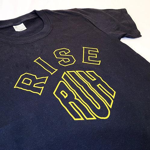 Rise Classic Tee (Black)