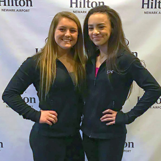 Two Level 10 Gymnasts Compete at 2017 Nastia Liukin Cup