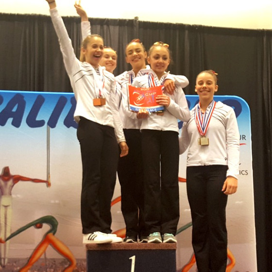 North Stars Claims Another Title and Nastia Cup Qualifier at Excalibur Cup