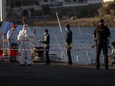 Migrants trying to reach Europe pushed to the deadly Atlantic
