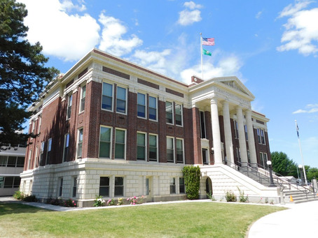 Grant County Court House to close remainder of today due to COVID-19 exposers