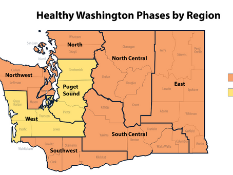 Inslee announces metric changes to Healthy Washington's plans to reopen the state