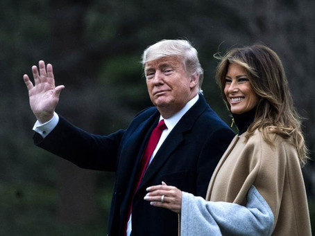 Trump and First Lady Melania Trump test positive for COVID-19