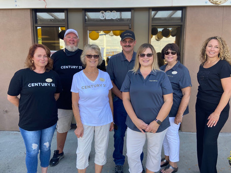 Local Alsted Real Estate joins world renowned Century 21 Real Estate