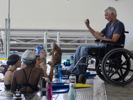 Well known and beloved local swim instructor Tony St. Onge has passed away ML Manta Rays announce