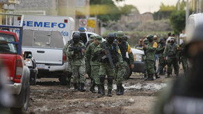 24 killed in a shooting at a drug rehab center near Mexico City
