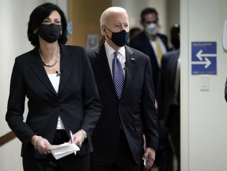 Conservative governors ignore Biden's latest plea on mask mandates