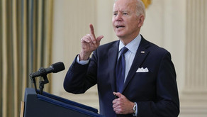 VIDEO: Biden aims for vaccinating 70% of adult Americans by July 4