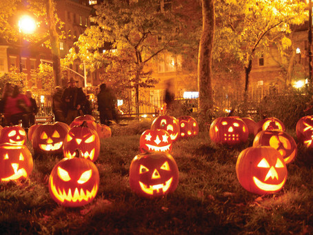 Be safe this Halloween night. Where to take the kids to get stocked up on candy