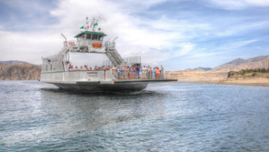 Keller Ferry out of service till July 19th due to faulty part effecting steering. Detours available.
