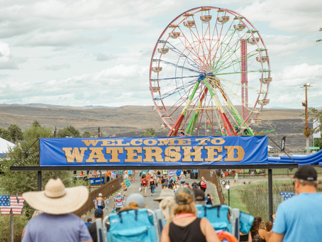Popular Country music festival Watershed joins the list for canceled festivals for 2020