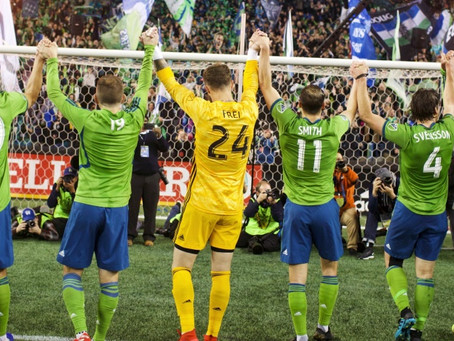 Sounders beat Los Angeles in West Division Conference, Heading to the MLS Cup for the 3rd time