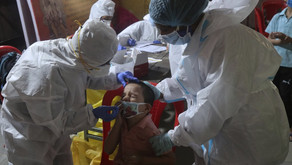 5M people infected, India's virus outbreak still soaring and is expected to surpass the USA