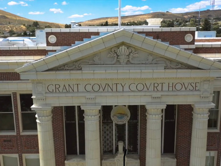 Grant Co. Sheriff's Office warn of two individuals impersonating officers and CPS officials