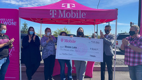 T-Mobile awards Downtown Moses Lake Business Association $50,000 for Creative Arts District
