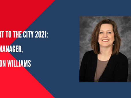 Moses Lake City Manager's 2021 report to the city