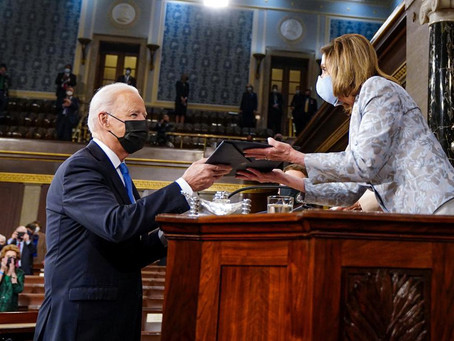 Biden speech takeaways: Government is good, and so are jobs