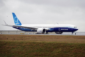 Boeing posts 1Q loss, takes a hit on Air Force One work