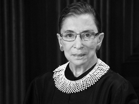 Supreme Court Justice Ruth Bader Ginsburg died on Friday evening, the court announced. She was 87.