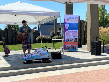 Calling all comedians and musicians! DMLBA to put on two more events in Downtown Moses Lake