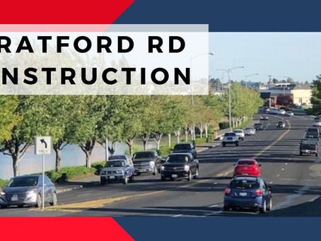 Stratford Rd. construction project goes through new rebid due to defaults with previous contractor
