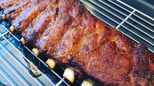 Sweet BBQ Ribs in the Oven