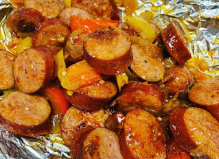 Yokes Fresh Market Sausage Foil Pack