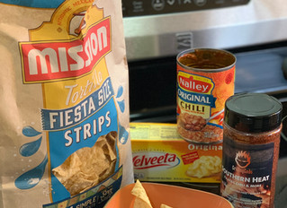 Southern Heat Chili Cheese Dip