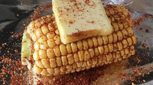 BBQ Corn on the Cob