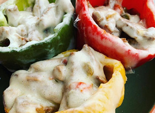 Cheesesteak - Stuffed Pepper