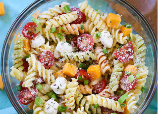 Slice of Heaven Pasta Salad