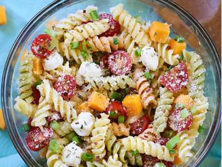 Slice of Heaven Pasta Salad