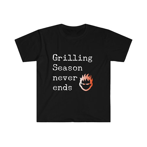 grilling season never ends