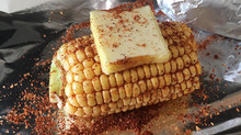 Sweet Backyard BBQ Corn on the Cob
