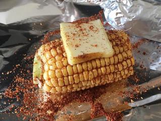 Sweet Backyard BBQ Corn on the Cob