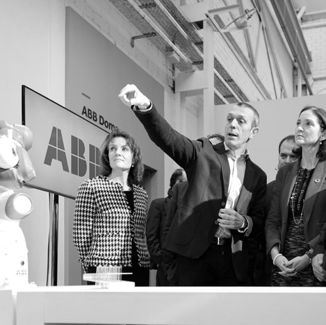 ABB Customer Innovation Center
