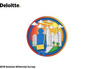 2018 Deloitte Millennial Survey