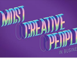The Most Creative People in Business 2018